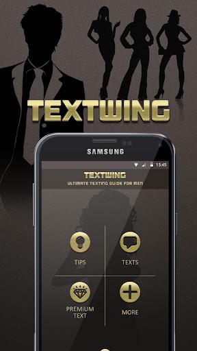 TextWing-Text Pickup Seduce