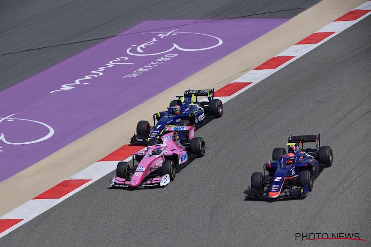 🎥 Opnieuw een horrorcrash in de Formule 2, gelukkig valt de schade deze keer mee