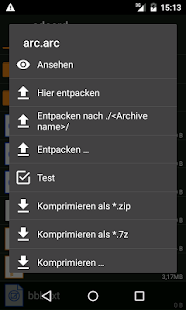 ZArchiver Screenshot