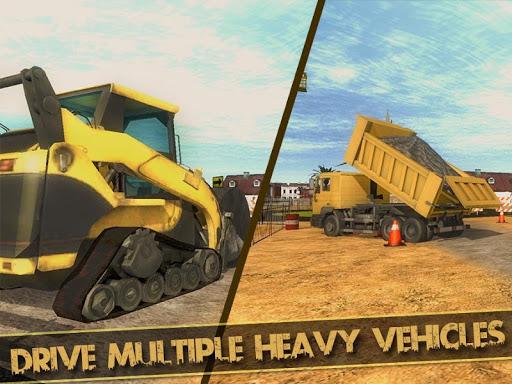 City Construction Truck Sim