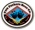 Logo for Two Fathers Beer Co.