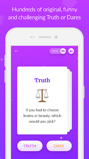Truth or Dare 2.0.6 screenshots 2