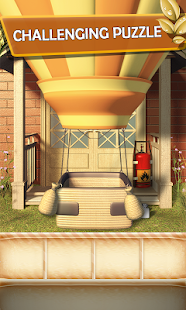 100 Doors Seasons 2 - Puzzle Games Screenshot