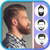 Man Hair Mustache Beard Makeup
