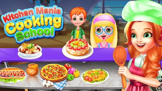 Kitchen Mania Cooking School - Classes For Girls- screenshot thumbnail