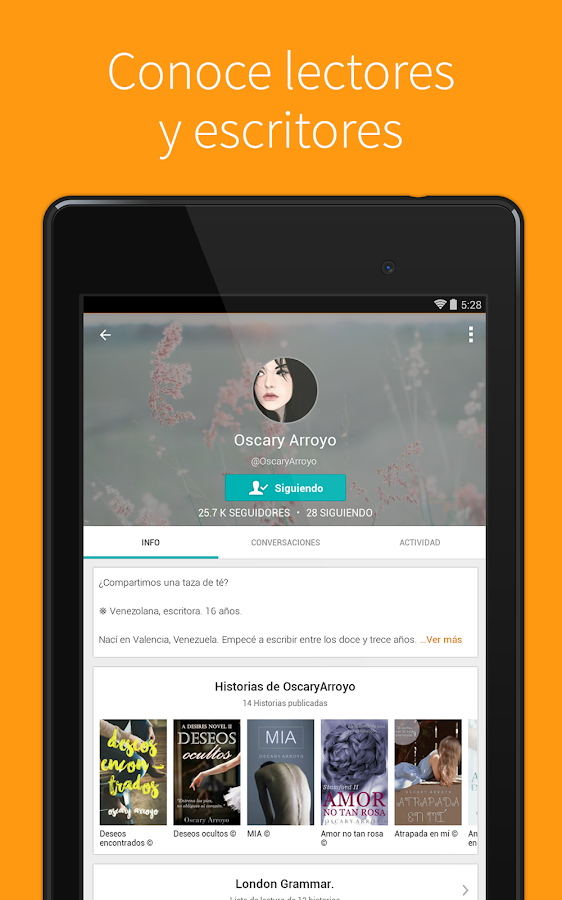 Wattpad for Android - Free Download