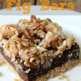 Fantastic Fiber Fig Bars