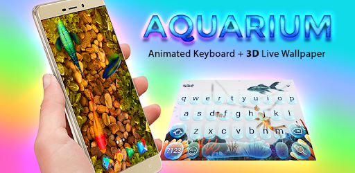 Aquarium Animated Keyboard Live Wallpaper Apps On Google Play