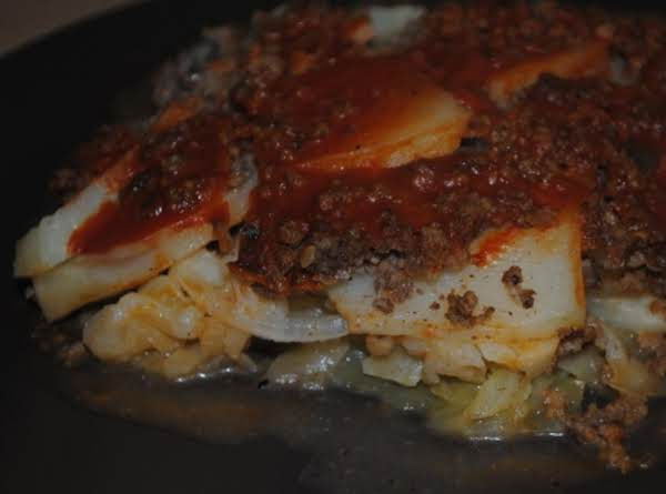 Beef And Cabbage Casserole Recipe