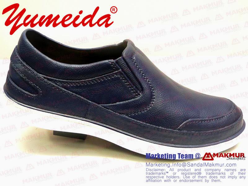 Sepatu Pria Yumeida 7091 - Blue Jeans