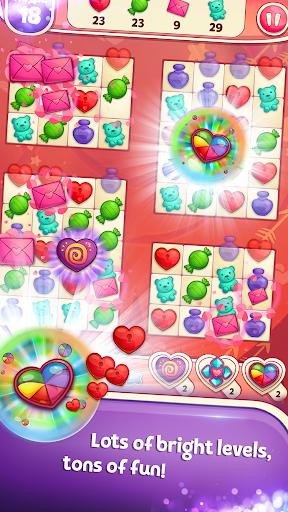 Sweet Hearts - Cute Candy Match 3 Puzzle  screenshots 3