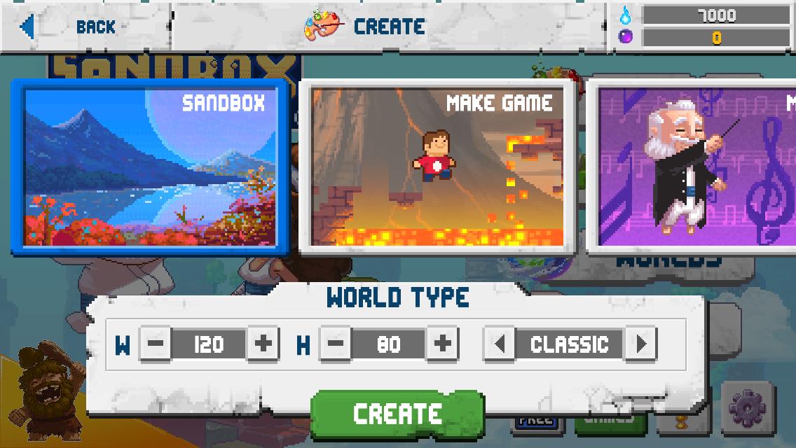the sandbox pixel art 6