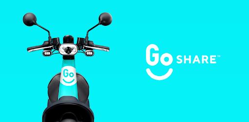 GoShare - 移動共享服務- Google Play 應用程式