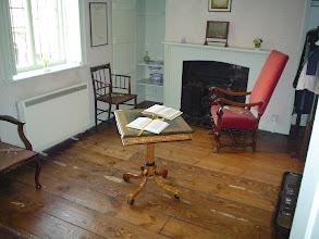 Photo: Jane Austen's Bedroom