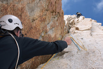 Photo: Mt. Whitney East Buttress