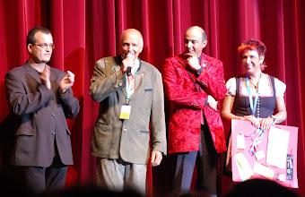 Photo: Marcus Aichinger, Hans Liedl, Michael Scholti und Manuela Halfen