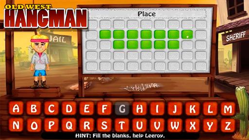 Old West HANGMAN 1.2 screenshots 6