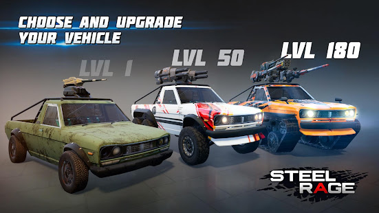 Mod Game Steel Rage for Android
