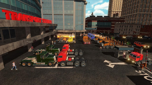Offroad Truck Construction Transport 1.7 screenshots 24