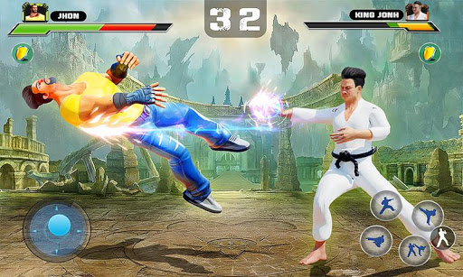 Kung Fu Fight Arena: Karate King Fighting Games modavailable screenshots 2
