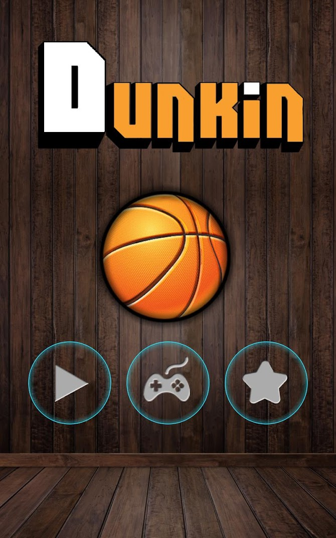Dunkin Android 1