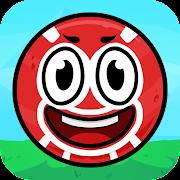 Roller Ball 4: Red Bounce Ball Hero