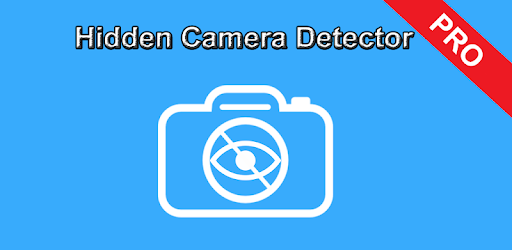 Detect Hidden Camera in harmful area like bathroom, change room etc & protect