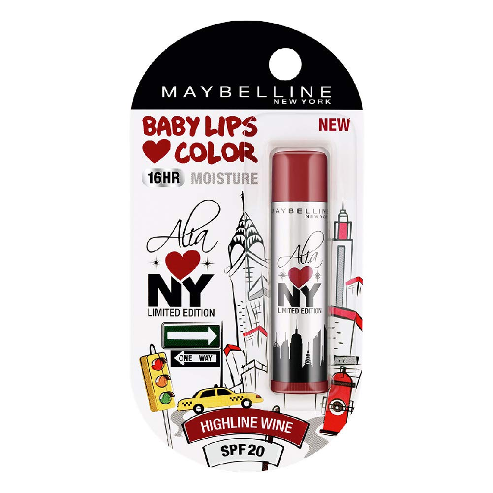 Maybelline Alia Loves New York Baby Lips