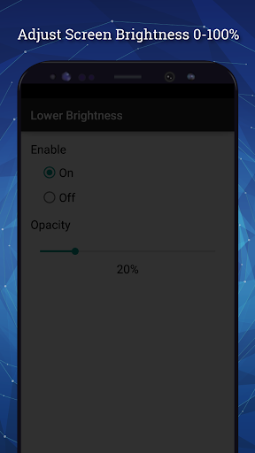 Lower Brightness Screen Filter 1.7.3 screenshots 3