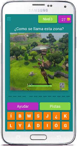 Adivina Fortnite - Quiz Fornite for PC