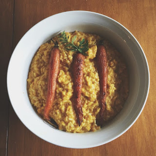 Caramelized Carrot Risotto Recipe