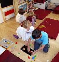 Photo: škola hrou - school play