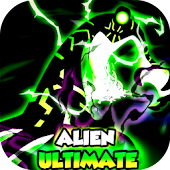 👽 Alien Upgarde Transform Ben