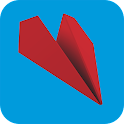 Paper Airplanes Folding icon