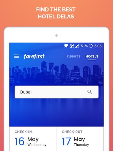 Cheap Flights - FareFirst 3.1.1 screenshots 7