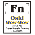 Logo of Foggy Noggin Oski Wow-wow