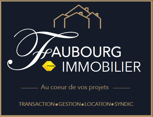 Logo de FAUBOURG IMMOBILIER