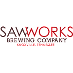 Logo for Saw Works Brewing Company