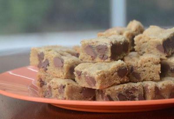 Chocolate Chip Squares Recipe