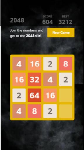 2048 1.0.1 screenshots 2