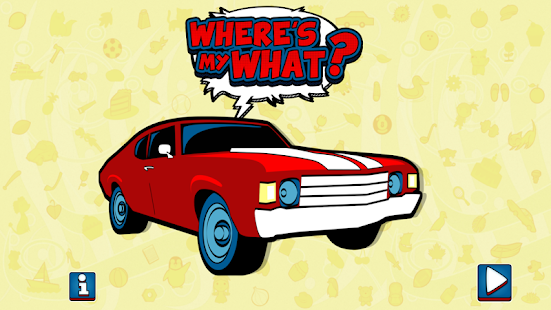 Where's My What? Free- screenshot thumbnail