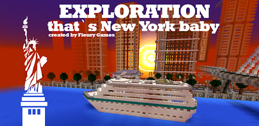 Exploration New York City Games (apk) free download for Android/PC/Windows screenshot