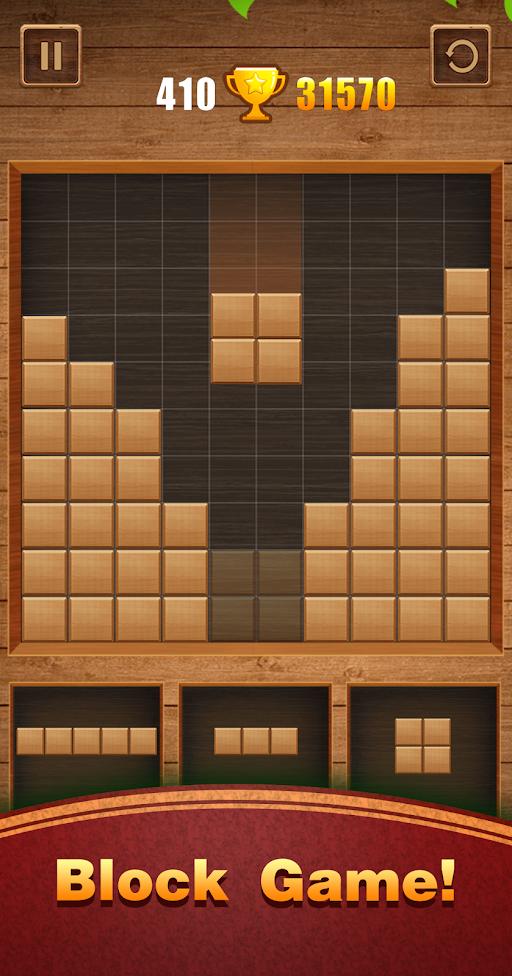 Wood Block Puzzle APK 2.4 screenshots 4
