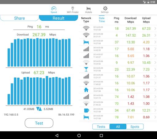 Speed Check screenshot 8