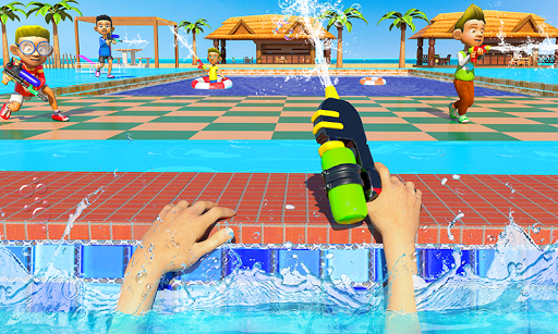 Battle Arena Water Shooting Stealth Mission 1.0 screenshots 1