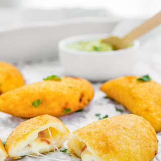 Venezuelan Cheese and Ham Empanadas Recipe