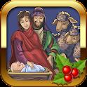 Christian Christmas quotes icon