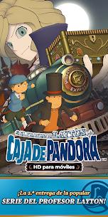 Layton y la caja de Pandora HD 1