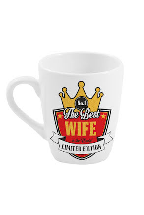 Mugg - The best wife
