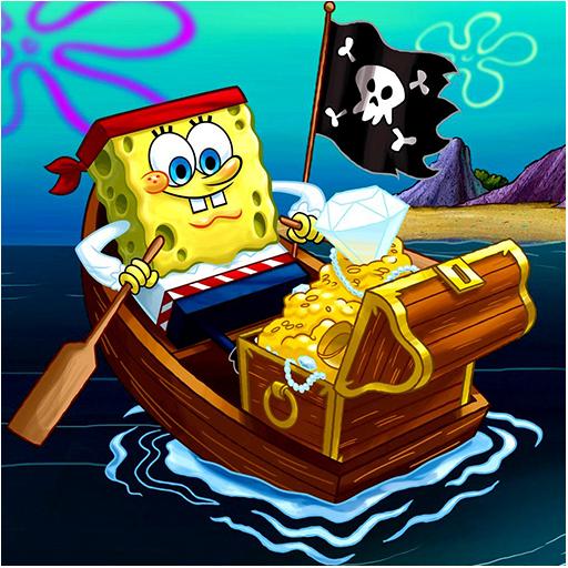 Sponge Adventure Rush